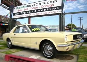 """A creative Classic Car Purchase!"""