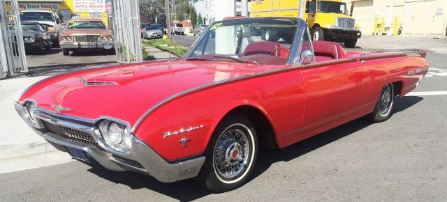 Inherited a Classic Car