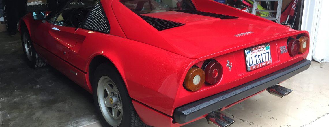 The Classic Ferrari That Got Away
