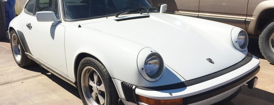 We Inherited a Classic Porsche 911